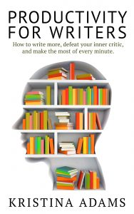 More than 80% of the world want to write a book, yet the majority of us never do. Fear, anxiety, lack of time, procrastination, self-doubt and the ubiquitous 'writer's block' all get in the way.  But what if there was a book that could help you with all of those things and more?