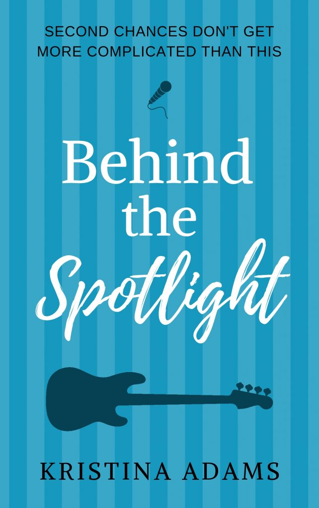 Behind the Spotlight cover