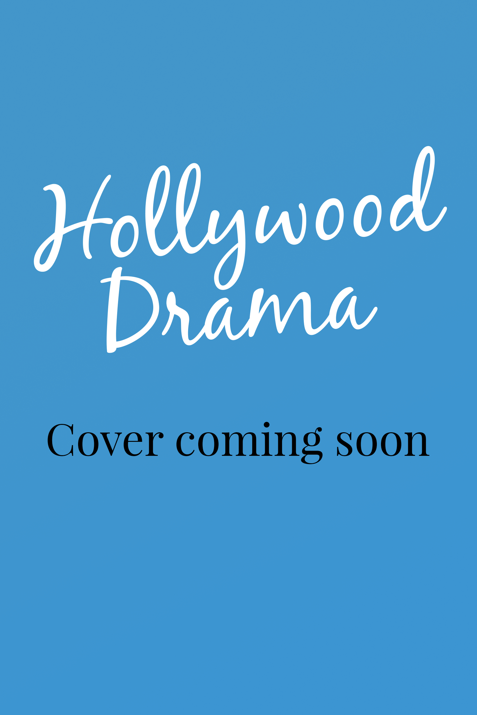 Hollywood Drama cover coming soon