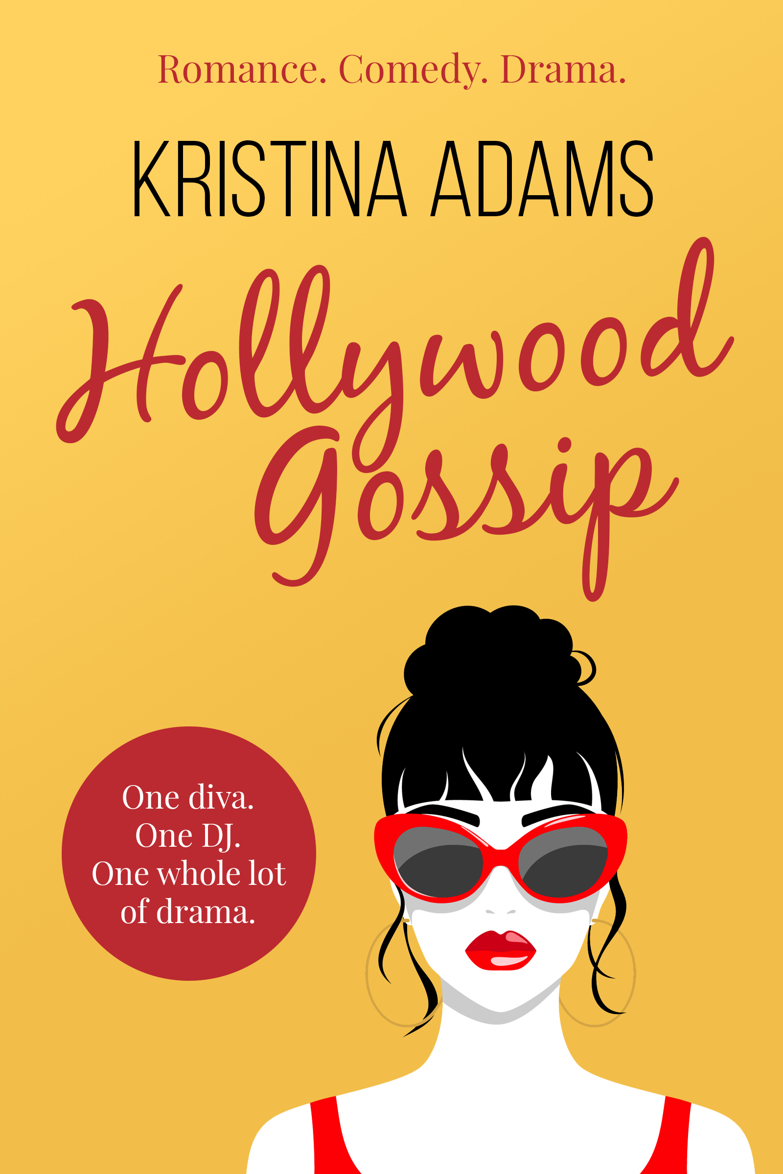 Hollywood Gossip cover