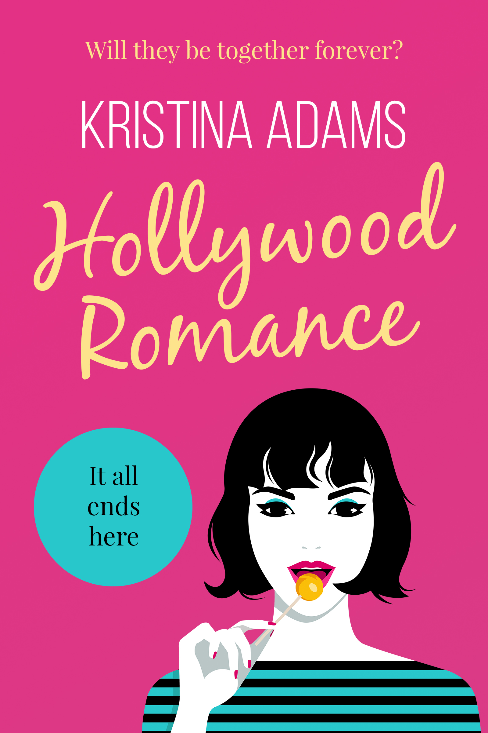 Hollywood Romance cover
