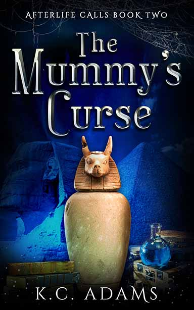 The Mummy's Curse cover